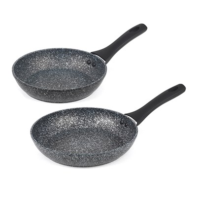 Salter Megastone Frying Pan Duo