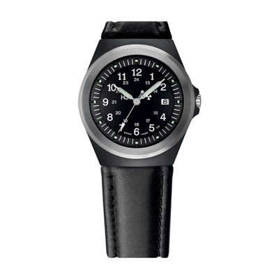 Traser Gent's Swiss T3 P59 Classic Watch with Black Strap