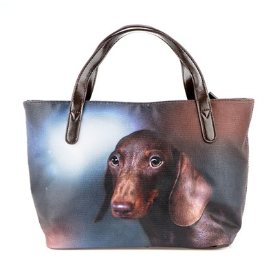Thomas Calvi Photographic Animal Tote Bag