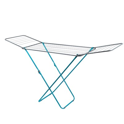 Beldray Turquoise 18m Clothes Airer