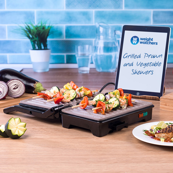 Weight Watchers Fold-Out Health Grill No Colour