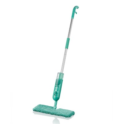 CLEANmaxx Dual Chamber Spray Mop with Swivel Function