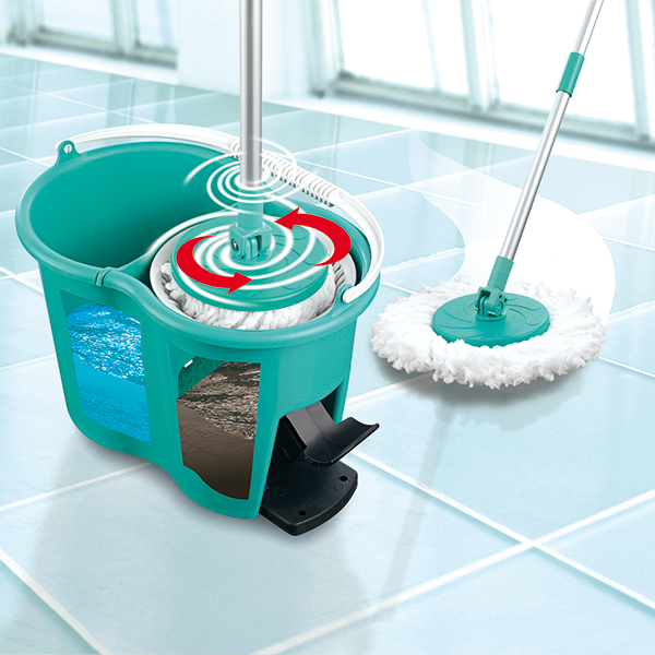 £5 off CLEANmaxx Power Mop with Dual Chamber Filter System