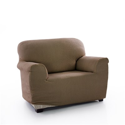 Two Way Bi Stretch Armchair Cover