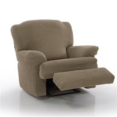 Two Way Bi Stretch Recliner Chair Cover