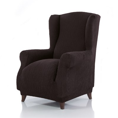 Two Way Bi- Stretch Wing Chair Cover