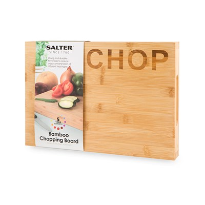 Salter Bamboo Chopping Board 35cm