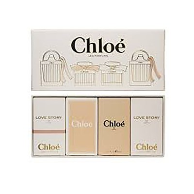 Chloe Les Parfums 4pc Miniatures Set