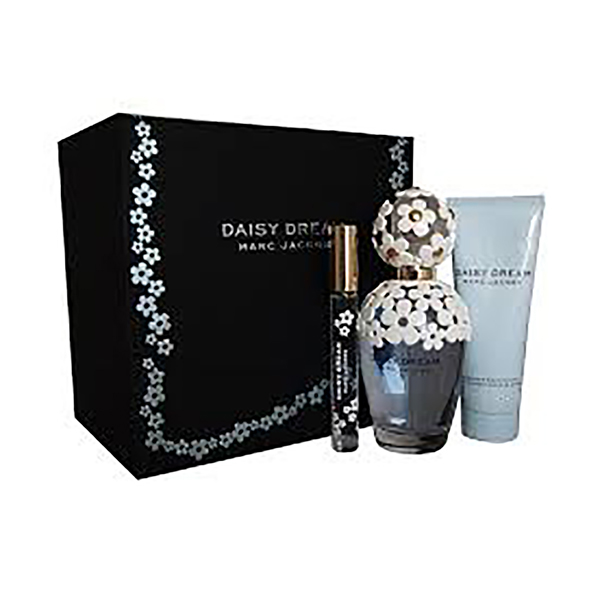 Marc Jacobs Daisy Dream EDT 100ml, EDT 10ml and Body Lotion 75ml No Colour