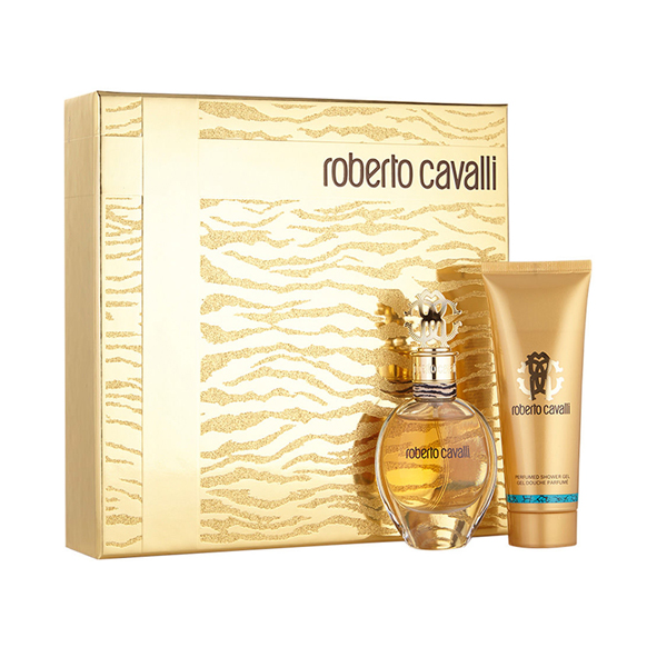 Robert Cavalli Woman EDP 30ml and Shower Gel 75ml No Colour