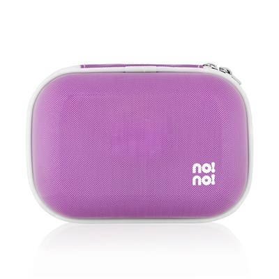 no! no! Purple Travel Case
