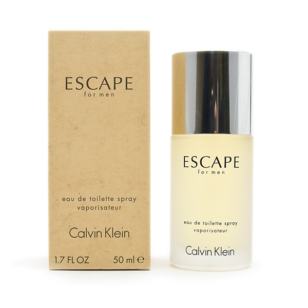 Calvin Klein Escape Homme EDT Spray 50ml No Colour