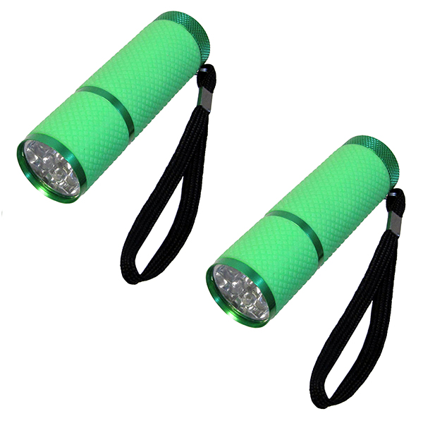 The Handy LED Torches (Twin Pack) No Colour
