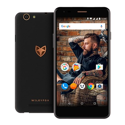 Wileyfox Spark X 4G 5.5inch Smartphone with 13MP Camera, 16GB Storage and Dual Sim
