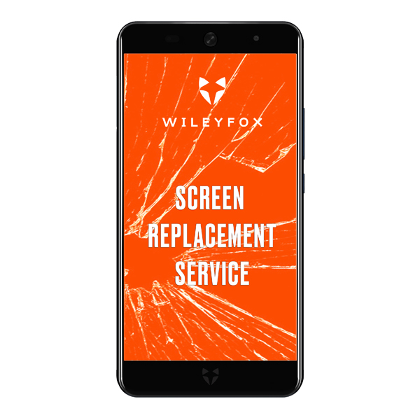 Wileyfox Spark X Screen Replacement No Colour
