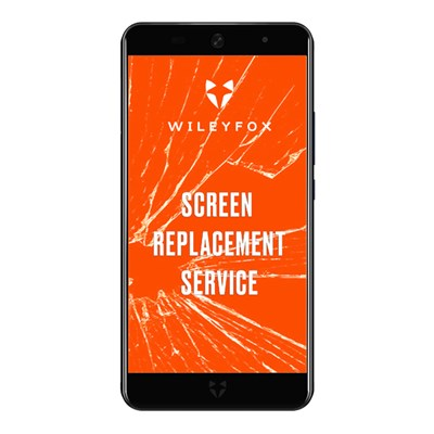 Wileyfox Spark X Screen Replacement