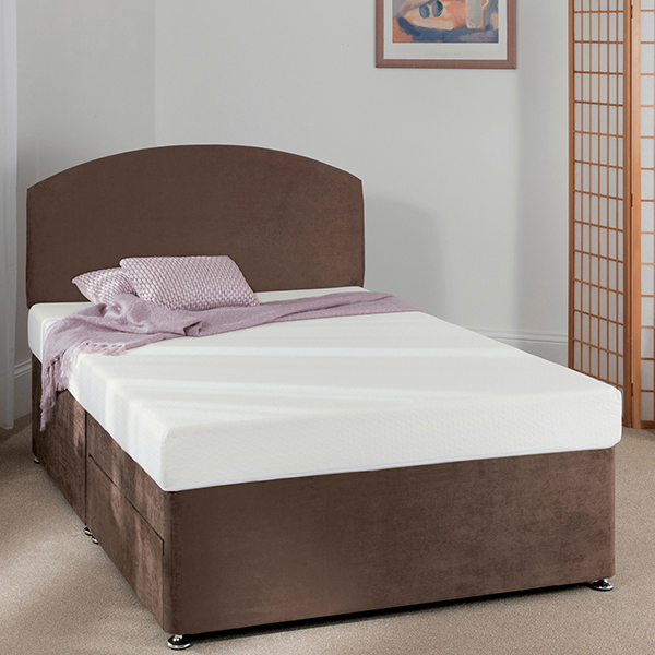 Comfort & Dreams Memory Elite Mattress (Single) No Colour