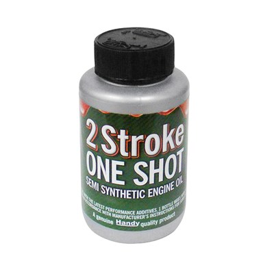 1 Shot 2 Stroke Engine Oil 100ml