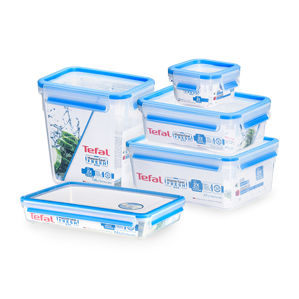 Tefal Masterseal Fresh Storage Solution No Colour