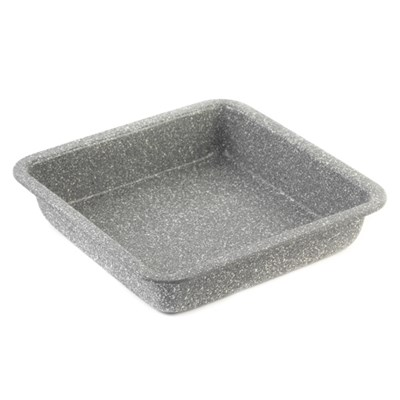 Salter Marble 23cm Square Pan