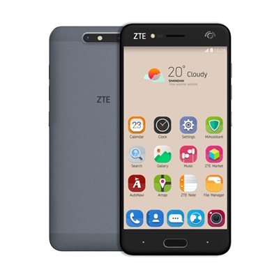 ZTE Blade V8 16GB 4G Android Smartphone with 3D Rear Camera