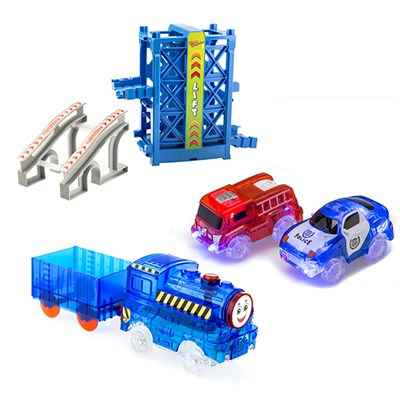 Turbo Trax Ultra Fun Kit