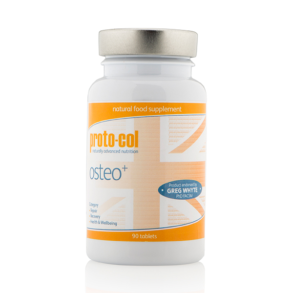 Proto-col Osteo+ (90 Tablets) No Colour