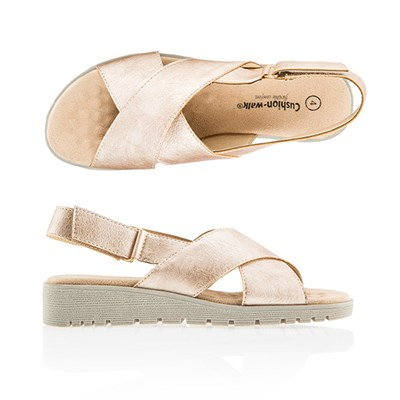 Cushion Walk Comfort Slider Sandal