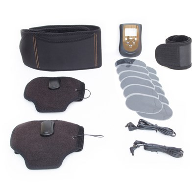 E-Sculpt EMS Abs and Arms Belt with Additional 6 Replacement Pads