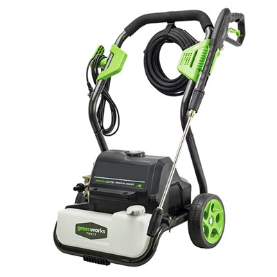 Greenworks G8 160 bar Mobile Garden Pressure Washer