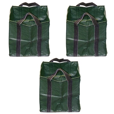 Heavy Duty Garden Refuse Bag (Triple Pack)