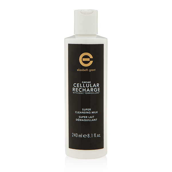Elizabeth Grant Ultimate Caviar Cellular Recharge Super Cleansing Milk 240ml No Colour
