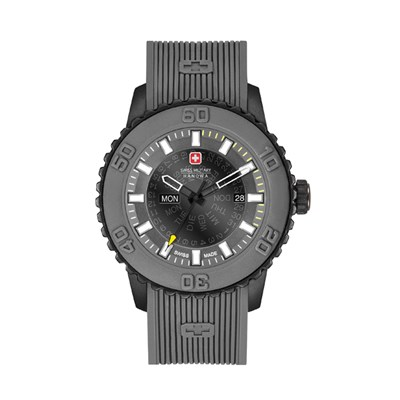 Swiss Military by Hanowa Gent's Twilight Watch with Silicone Strap