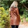 Lakeland Leather Rydal Hooded Coat