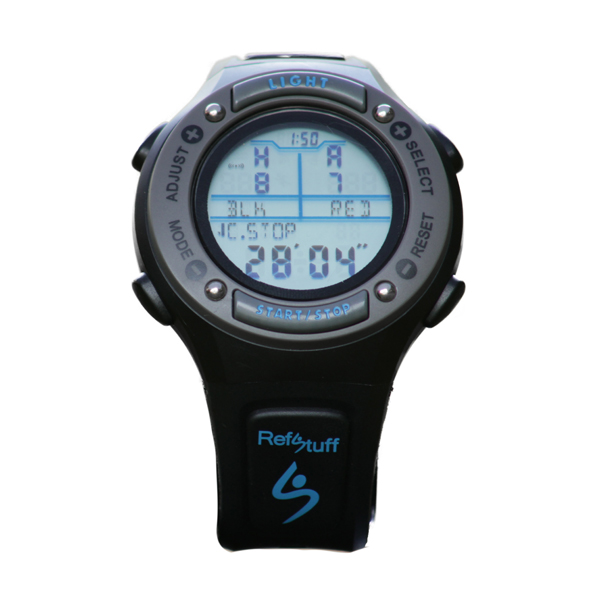Gent's RefScorer Digital Watch Blue