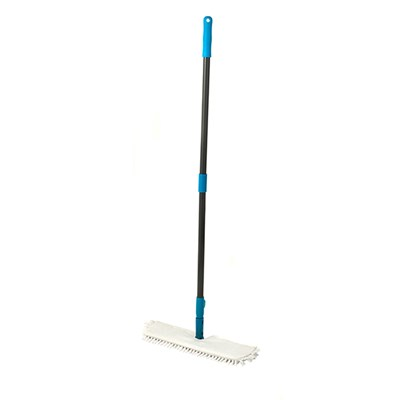 Beldray Turquoise Double Sided Mop with Extendable Duster