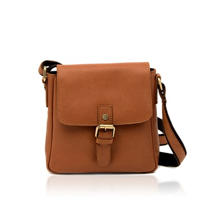 Lakeland Leather Rydal Small Crossbody Bag
