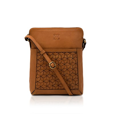 Lakeland Leather Ambleside Crossbody Bag