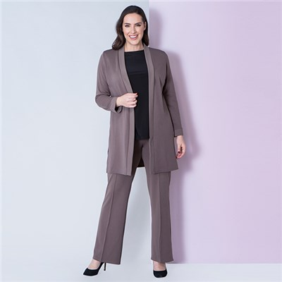 Anamor Longline Edge to Edge Jacket