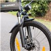 Blaupunkt Carl 280 36V 250W Electric Folding Bike with 20inch Wheels & Free Carry Bag Jet Black