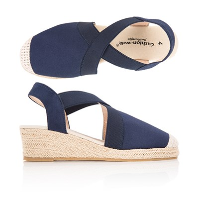 Cushion Walk Espadrille