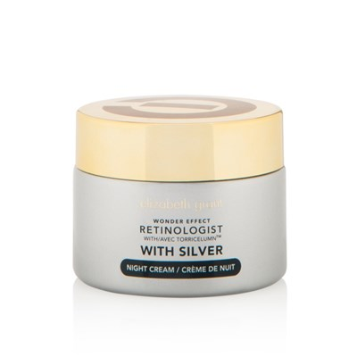 Elizabeth Grant Wonder Effects Retinologist Night Cream with Silver 50ml