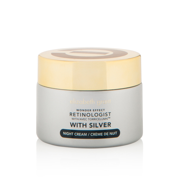 Elizabeth Grant Wonder Effects Retinologist Night Cream with Silver 50ml No Colour