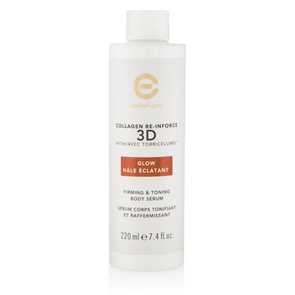 Elizabeth Grant Collagen Glow 3D Firming and Toning Body Serum 220ml No Colour