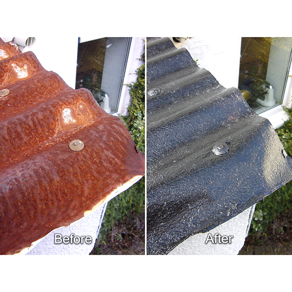 Roofix Multi Surface Roof Repair 5l Twin Pack 464556