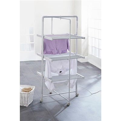 3 Tier Heated Airer