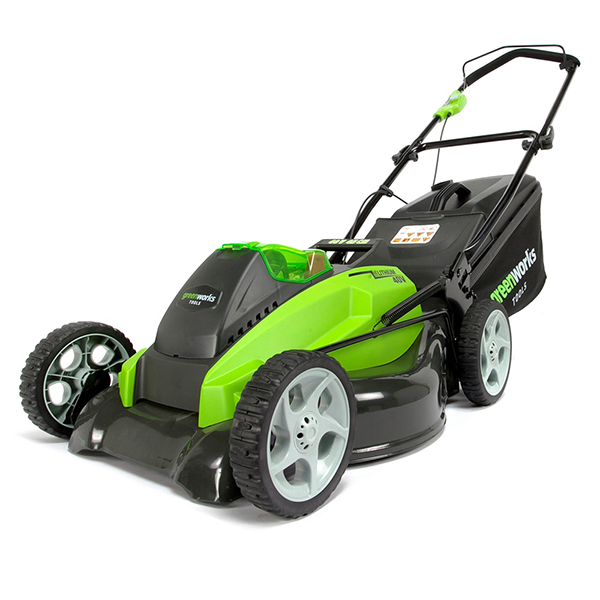 Greenworks 40V Cordless 45cm Lawnmower (Bare Tool) No Colour