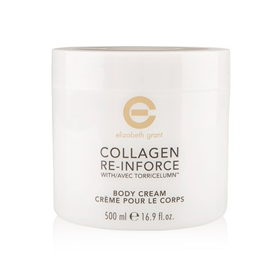 Elizabeth Grant Supersize Collagen Re-Inforce Body Cream 500ml