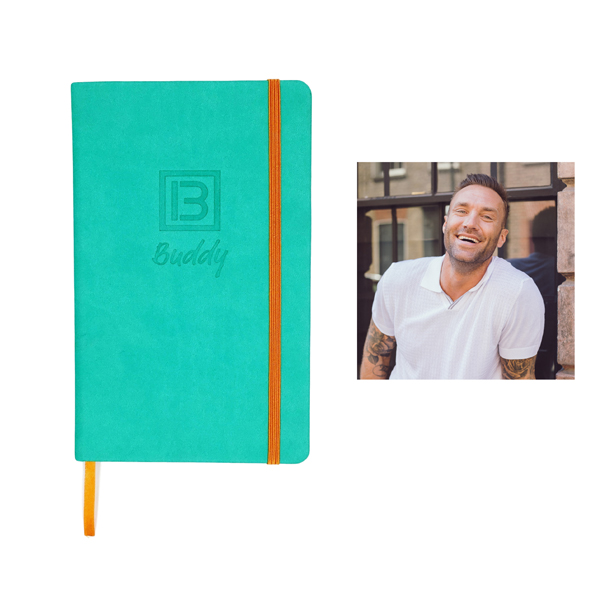 Best Me Life Buddy Journal by Calum Best No Colour