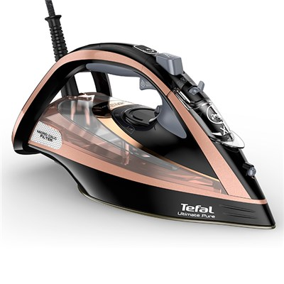 Tefal 3100W Ultimate Pure Steam Iron with Micro Calc Filter and Durilium Air Glide Soleplate